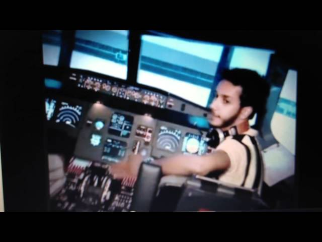 Kuwait Flight Simulation center فيديو السفر