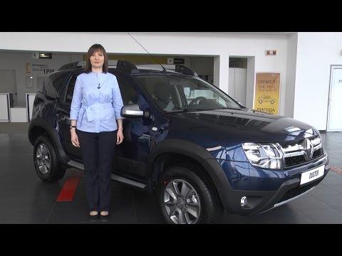 Віртуальний шоу рум Renault Duster