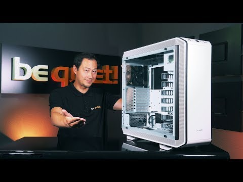 Be Quiet Limited Edition White Dark Base Pro 900 Tower Pc