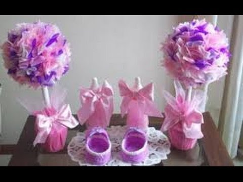 Baby Shower Manualidades Decoracion ~ Manualidades para baby shower hacelo vos misma youtube