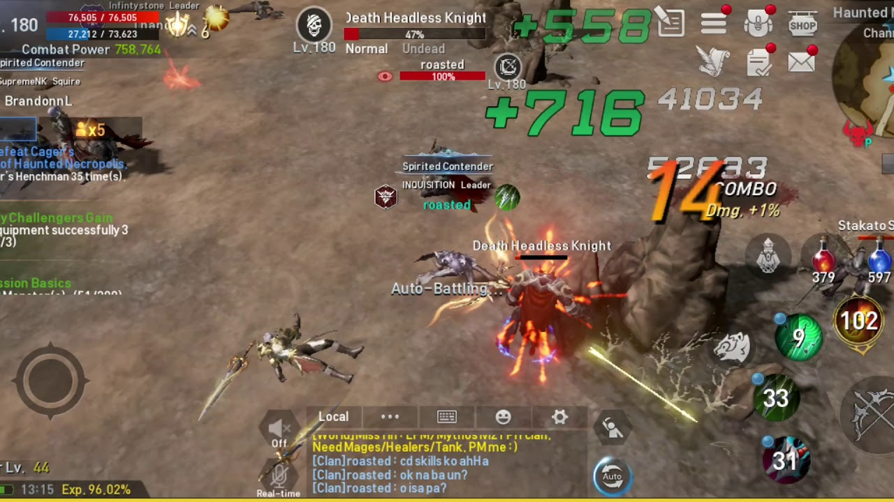 Lineage 2 revolution bot