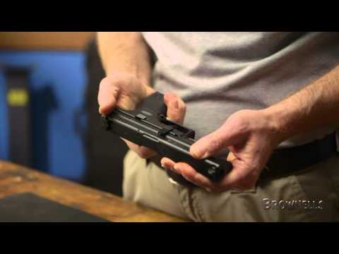 Firearm Maintenance: Springfield XD/XDM Disassembly — Part 1/4