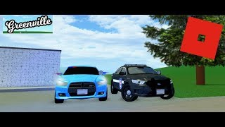 ROBLOX: Greenville, WI | Driving Without a License