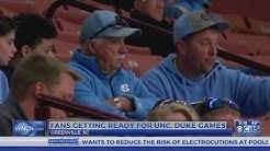 Duke, UNC fans head to Greenville despite HB2 moving games