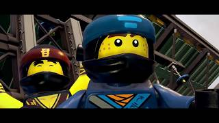 Анонсирующий трейлер LEGO Ниндзяго: Фильм – Видеоигра