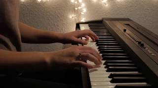 Darkest Hour - One Of Them (piano cover)