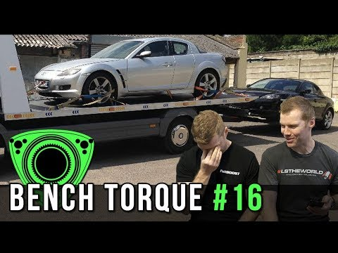 RX-8's and Rotary's for the Rich   Bench Torque #16
