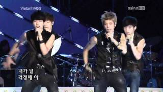 Download [11.09.25] Infinite - Be Mine Remix @ KBS1 Open Concert [HD] MP3 song and Music Video