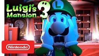 Download Luigi's Mansion 3 (Working Title) - Announcement Trailer - Nintendo Switch Mp3 and Videos