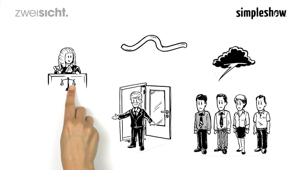 """Erklärvideo """"Warum Konflikte nützlich sind"""" (SimpleShow ..."""
