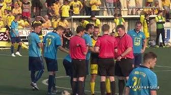 Oberliga N'rh Relegation Rückspiel SC Union Nettetal vs  Spfr  Niederwenigern 9 6 2018 mit Interview