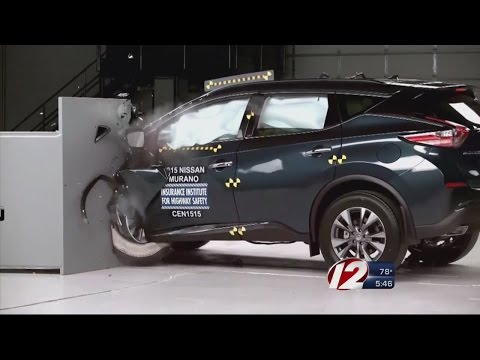 Crash Tests Review SUV Safety Ratings