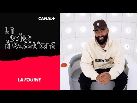 Youtube: La Boîte à Questions de La Fouine – 12/05/2021