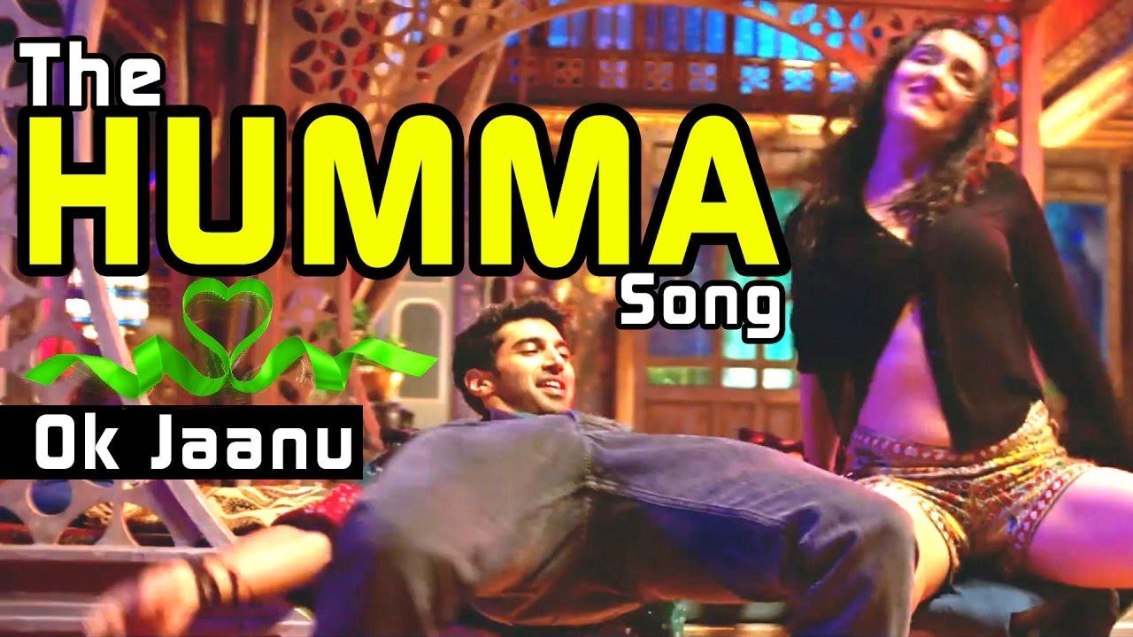 The Humma Cover Song | Ok Jaanu | shraddha kapoor | aditya roy kapur
