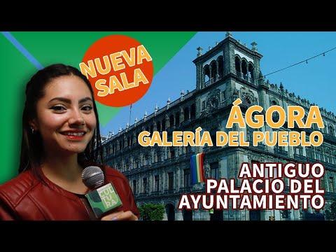 Conoce el nuevo museo de la Ciudad de México, Ágora, Galería del Pueblo