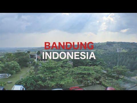 Short Trip to Bandung, Indonesia