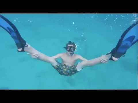 All Inclusive Caribbean Family Vacations Video: Adventures Aboard the Yacht Charter 'Catatonic'