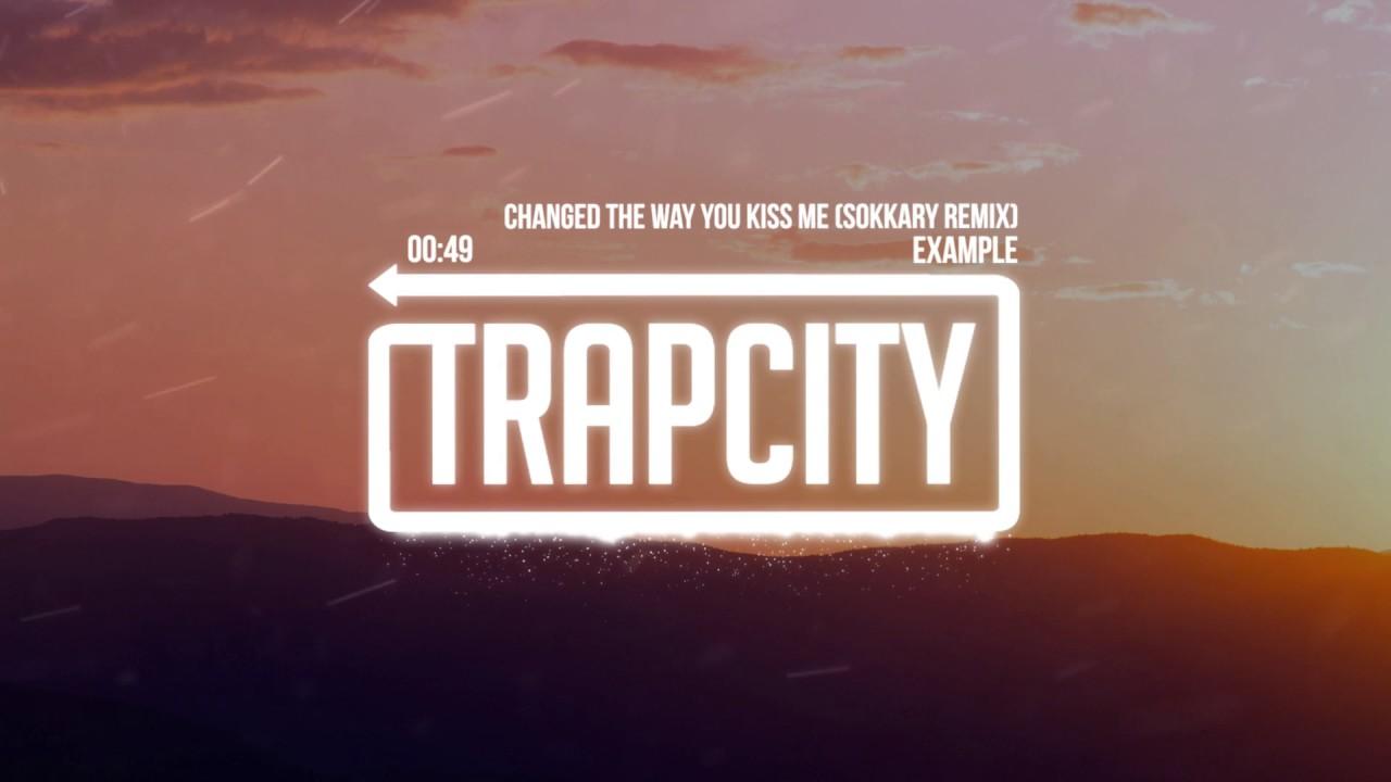 Example changed the way you kiss me lyrics youtube.