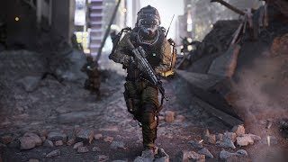 CALL OF DUTY: GHOSTS PC REVIEW,GAMEPLAY WITH TRAINER HINDI/URDU