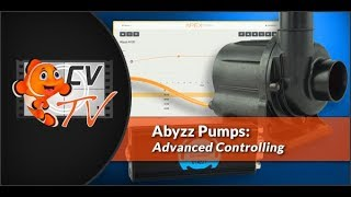 Abyzz Pumps: Advanced Controlling