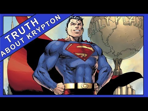 The Truth About Krypton! | Action Comics #1000