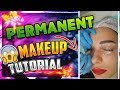 Permanent makeup tutorial. How To?