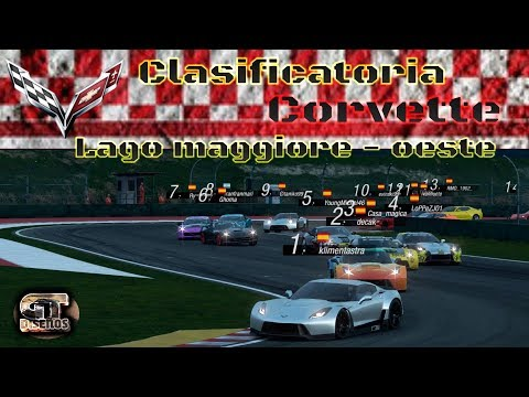 GT sport 2°Clasificatoria Liga de Fabricantes/Corvette