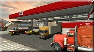 Truck Simulator Grand Scania - Android Gameplay HD
