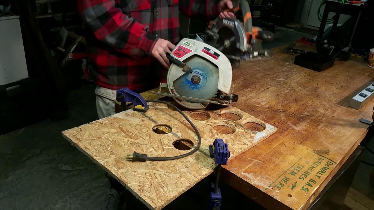Tool Head To Ep6 Cordless Vs Corded Circular Saw Comparison