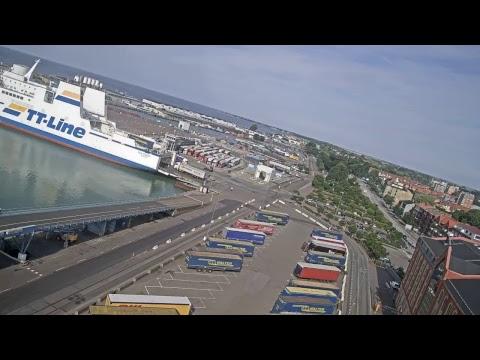 Live Camera Axis Q3708-PVE Camera3