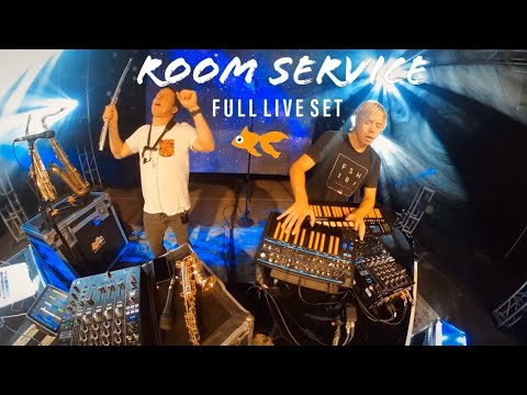 GoldFish #RoomServiceFest (Full Set)