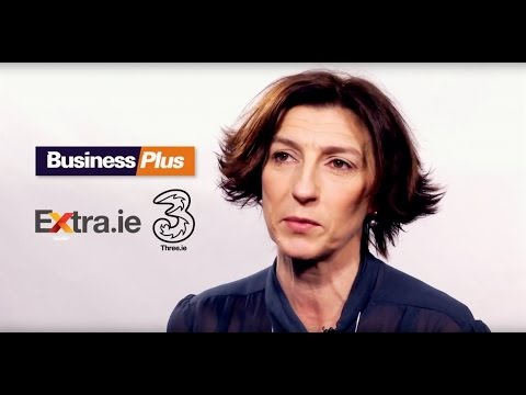 Business Insights | Interview With Three Ireland's Nicola Mortimer
