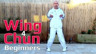 Wing chun for beginners lesson 1 – basic leg exercise
