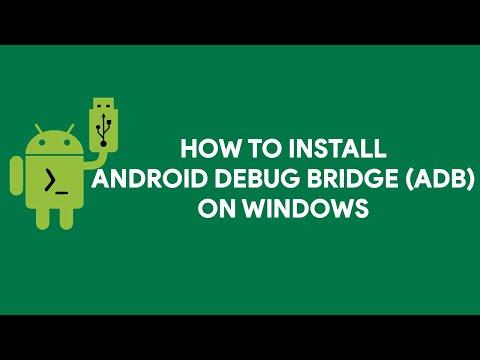 android debug bridge free download for windows 7