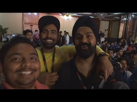 WHAT I DID IN YTFF CREATORS CAMP DELHI 2018
