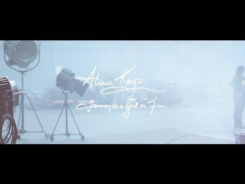 Alicia Keys, Brand New Me Behind the Scenes
