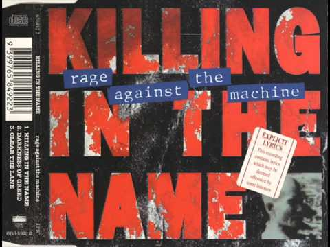 Rage Against The Machine   Killing In The Name Of HQ MP3 Download Link