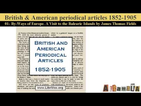 British & American Periodical Articles 1852-1905