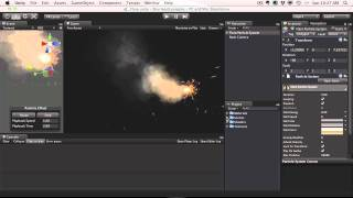 Repeat youtube video Unity3d 3.5 - Particle Systems - Part 1