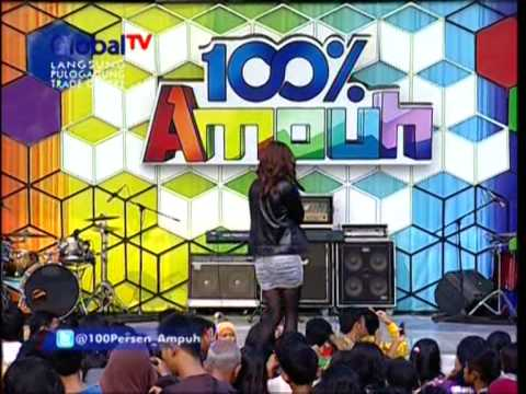 CITRA HAPPY LESTARI Live At 100% Ampuh (02-08-2012) Courtesy GLOBAL TV