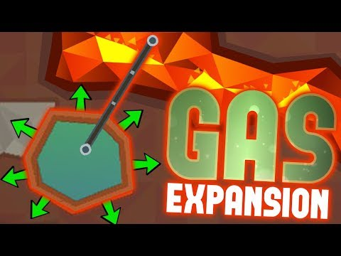 Turmoil The Heat Is On - Lava Gas Expansion Tech! - Turmoil The Heat Is On Gameplay Playthrough