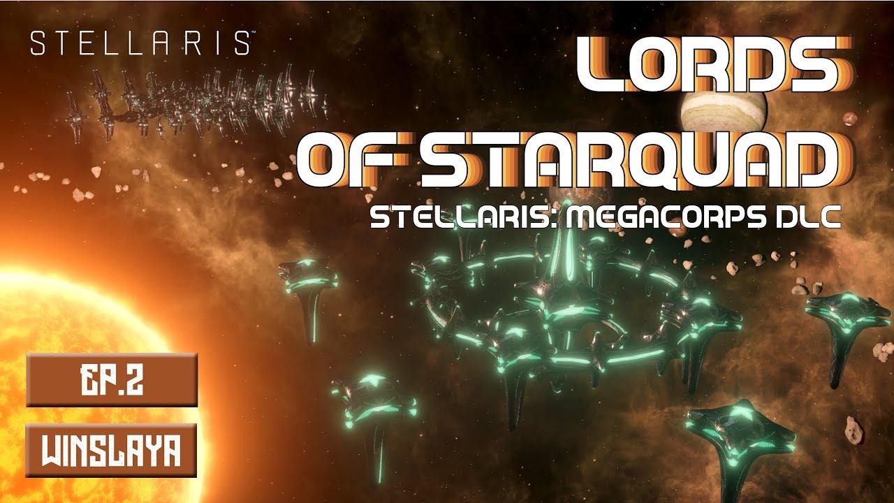 Stellaris 2 2: Lords of Starquad #2 - Terraforming Button