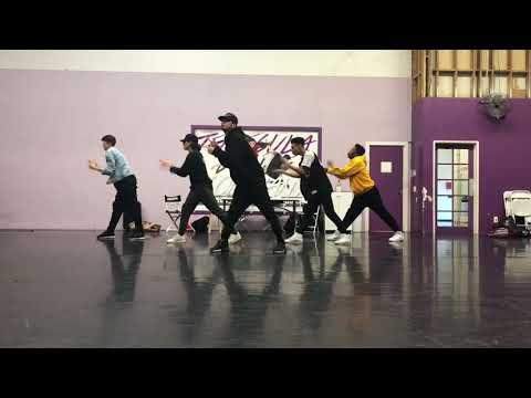 Nicki Minaj - Barbie Tingz choreography by Erik Saradpon