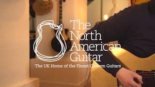 Deimel Guitarworks Doublestar RawTone Electric Guitar Played By Stuart Ryan (Part One)