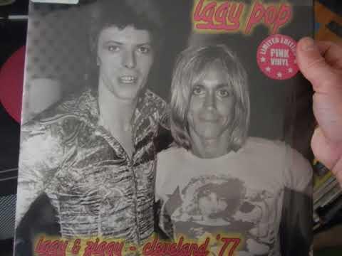 Dogtown Anthem Iggy Pop I Wanna Be Your Dog w/ David Bowie Live in Cleveland 3/21/77 Agora Ballroom