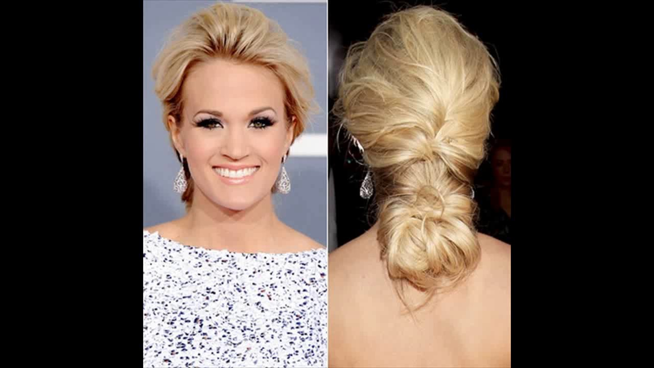 Fashion style Underwoods Carrie wedding hair pictures for lady