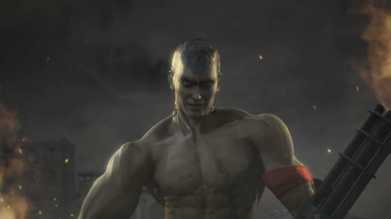 Tekken 6 Bryan Fury Cinematic Ending Hd 720p Youtube