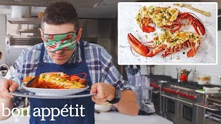Download Recreating Snoop Dogg's Lobster Thermidor From Taste   Bon Appétit Mp3 and Videos