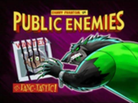Danny Phantom Vlogs Public Enemies YouTube