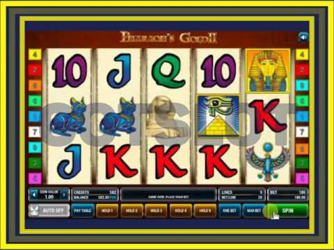 фараон казино бесплатно